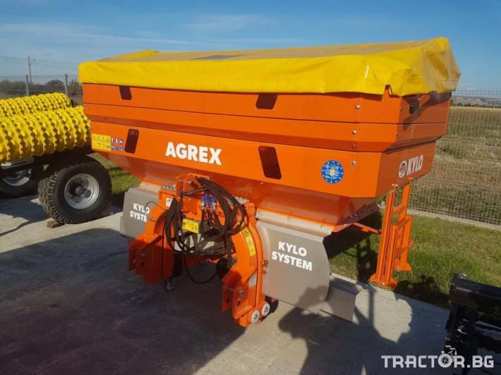 Торачки Agrex Kylo 3000 0 - Трактор БГ