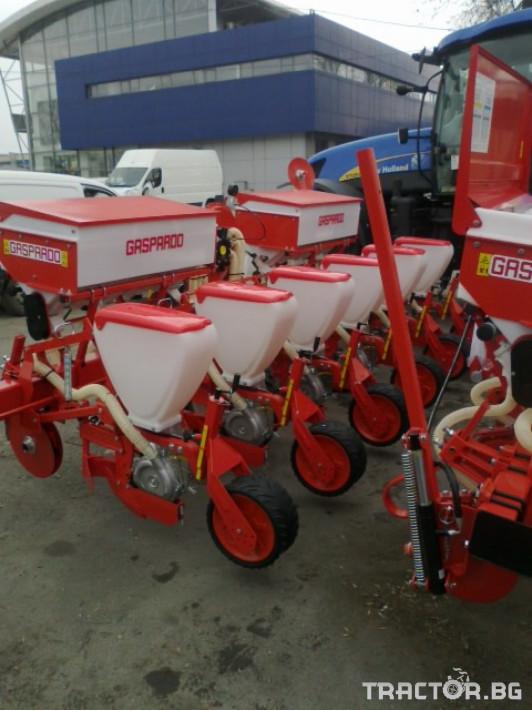 Сеялки Gaspardo SP 6 0 - Трактор БГ