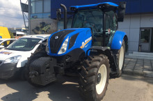 New-Holland T6.125