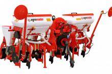 Agromaster 6 реда с анкерен апарат и тор