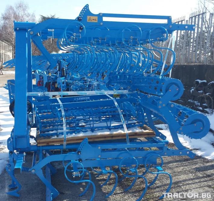 Култиватори Lemken Korund 0 - Трактор БГ